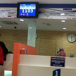 Photo taken at Bank Rakyat by nanna a. on 8/6/2013
