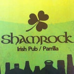 Photo taken at Shamrock Irish Pub by Edgar Vergara on 8/15/2013