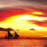 Photo taken at Boracay Island by JULIAN O. on 6/24/2013