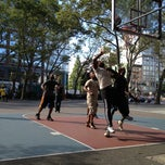 Photo taken at Chrystie St. Courts by Dan on 9/5/2013