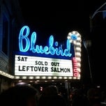 Photo taken at Bluebird Theater by Colette N. on 3/31/2013