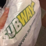 Photo taken at Subway by Aistė S. on 4/17/2014