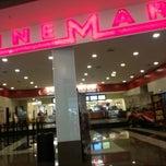 Photo taken at Cinemark by Nathalia R. on 9/28/2012