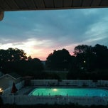 Photo taken at Kirkwood Inn by Fritz O. on 7/18/2014