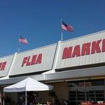 Photo taken at Super Flea Market by Scott M. on 5/4/2014