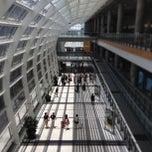 Photo taken at Hong Kong International Airport 香港國際機場 (HKG) by 遊上 y. on 7/21/2013