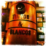 Photo taken at Tintos & Blancos by Alfonso on 11/10/2012