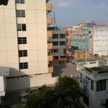 Photo taken at Hotel Aldea Mar by Pepin B. on 3/7/2014