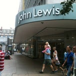 Photo taken at John Lewis by C J. on 7/25/2013