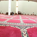 Photo taken at UOB Mosque by Moh'd Ali A. on 2/18/2013