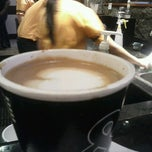 Photo taken at & Cafe Pradera Concepcion by Manu A. on 11/18/2012