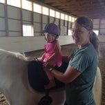 Photo taken at Equicenter by Mandy K. on 6/24/2014