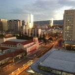 Photo taken at Hilton San Jose by Robb B. on 12/20/2012