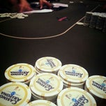 Photo taken at Casino Az Poker Room by LNKR on 6/30/2013