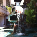 Photo taken at Ala Moana Center by susieschmoozee on 2/23/2013