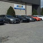 Photo taken at turner motorsport by David O. on 4/18/2014