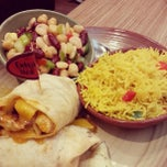 Photo taken at Nando's by Chow S. on 8/10/2013