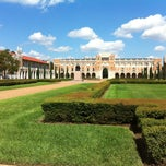 Photo taken at Rice University by Paulina P. on 9/24/2013