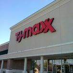 Photo taken at T.J. Maxx by Samantha V. on 10/20/2012