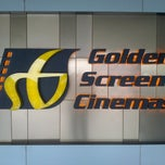Photo taken at Golden Screen Cinemas (GSC) by Razorsixfour R. on 4/14/2013