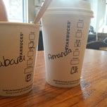 Photo taken at Starbucks by Barbara C. on 4/11/2014