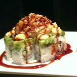 Photo taken at The Rack Sushi Bar & Billiards Lounge by The Rack Sushi Bar & Billiards Lounge on 10/17/2013