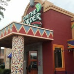 Photo taken at On The Border Mexican Grill & Cantina by Becky on 9/14/2012