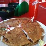Photo taken at Los Cuñados by Skabio O. on 12/5/2013