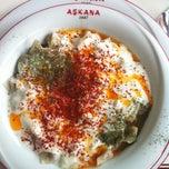Photo taken at Aşkana Mantı by Eser O. on 4/13/2013