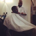 Photo taken at Ray's Barber Shop by Daysi R. on 2/22/2014