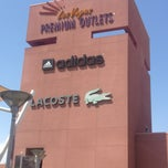 Photo taken at Las Vegas Premium Outlets - North by Muhannad on 7/2/2013