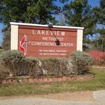 Photo taken at Lakeview Methodist Conference Center by Tommy B. on 3/2/2013