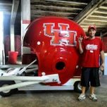 Photo taken at University of Houston by Teddy H. on 8/9/2013
