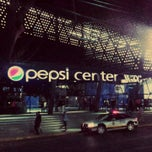 Photo taken at Pepsi Center by Viri S. on 3/1/2013