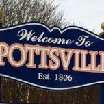 Photo taken at Pottsville PA by DawnMarie C. on 1/3/2013