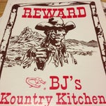 Photo taken at BJ's Kountry Kitchen by Vanessa C. on 11/10/2012