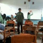 Photo taken at SMA Negeri 21 Makassar by Nur F. on 3/6/2013