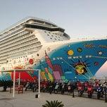 Photo taken at Manhattan Cruise Terminal by Sherry L. on 7/7/2013