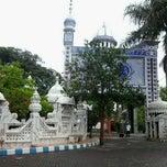 Photo taken at Masjid Tiban Turen Malang by Ade L. on 12/16/2012