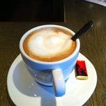 Photo taken at Le Cafe De La Paix by Laurent R. on 4/29/2013
