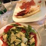 Photo taken at Da Vincenzo by Milena L. on 10/2/2014