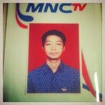 Photo taken at MNCTV by Pandu W. on 3/24/2014