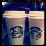 Photo taken at Starbucks by Mazzie N. on 3/27/2013