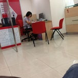 Photo taken at CIMB Bank by Naszrin I. on 3/11/2013
