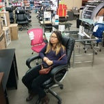 Photo taken at Office Depot by Sebastian S. on 12/5/2013
