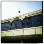Photo taken at Jinnah International Airport (KHI) جناح بین الاقوامی ہوائی اڈہ by Osman M. on 9/17/2012