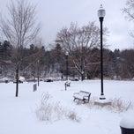 Photo taken at Milton River Park by Harjit on 12/15/2013