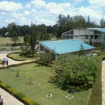 Photo taken at JKUAT KAREN CAMPUS by Phillip M. on 10/19/2012