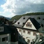 Photo taken at Jugendherberge Kaub by Michael on 4/18/2014