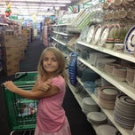 Photo taken at Dollar Tree by Leora K. on 9/1/2013